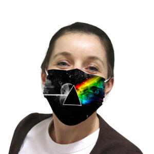 Pink floyd Cloth face mask