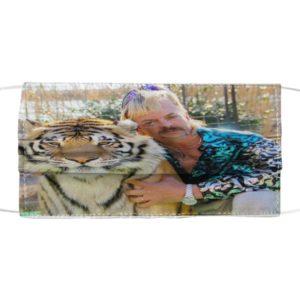 Tiger king 3D face mask 3 Pack, 5 pack