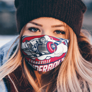 Cleveland Thunderbolts Cloth Face Mask US