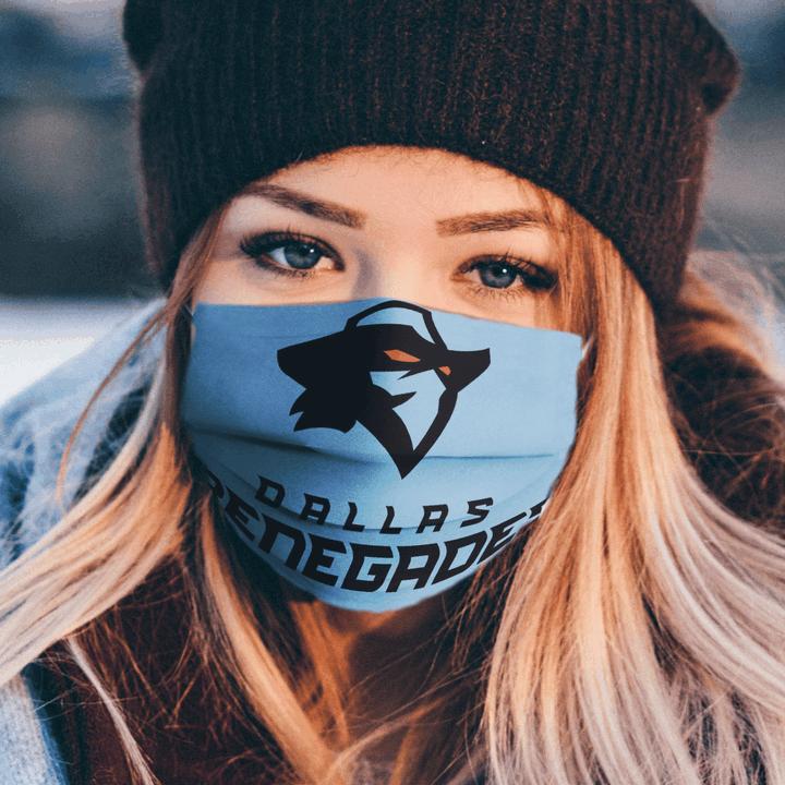 Dallas Desperados Us Face Mask Q Finder Trending Design T Shirt
