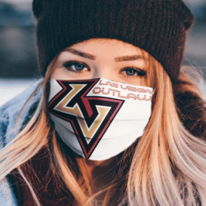 Las Vegas Outlaws Face Mask US