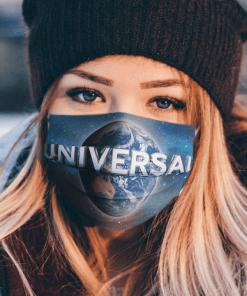 Logo The globe Universal Face Mask 2020