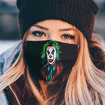 logo movie Joker Face Mask US