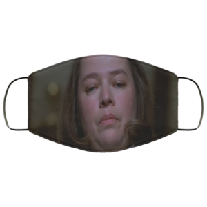 Annie Wilkes face mask Reusable, washable