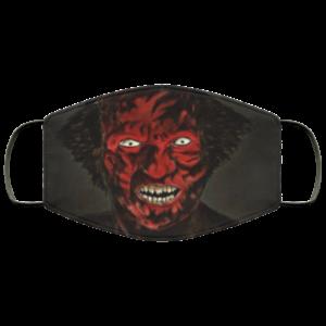 insidious demon face mask Reusable, washable