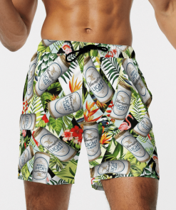 YUENGLING LIGHT LAGER BEER BEACH SHORTS
