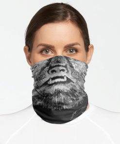 WOLFMAN FACE MASK NECK GAITER