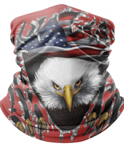 AMERICAN EAGLE FACE MASK NECK GAITER