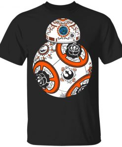 BB 8 Star Wars Halloween T-Shirt