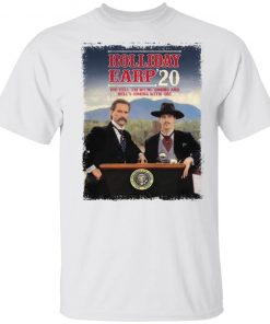 Holliday Earp 2020 Tombstone Wyatt Earp and Doc Holliday T-shirt