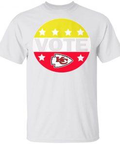 Vote Kansas City Chiefs Shirt