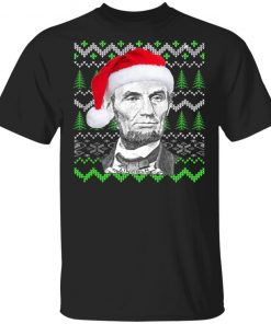 Abraham Lincoln Ugly Christmas Sweater