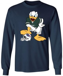 You Cannot Win Against The Donald New York Jets T-Shirt