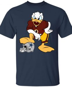 You Cannot Win Against The Donald Washington Redskins T-Shirt