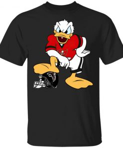 You Cannot Win Against The Donald Tampa Bay Buccaneers T-Shirt