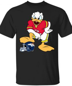 You Cannot Win Against The Donald Kansas City Chiefs T-Shirt