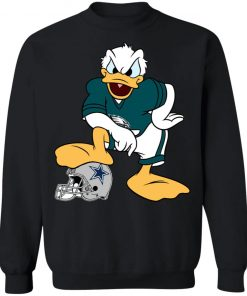 You Cannot Win Against The Donald Philadelphia Eagles T-Shirt