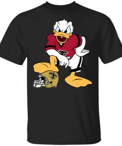 You Cannot Win Against The Donald Atlanta Falcons T-Shirt