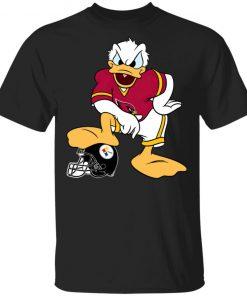 You Cannot Win Against The Donald Arizona Cardinals T-Shirt
