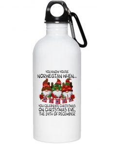 You Know You're Norwegian When God Jul You Celebrate Christmas Mug