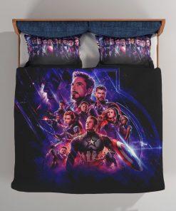 Avengers End Game Marvel Bedding Set