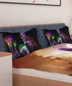 Avengers Thanos Marvel Bedding Set