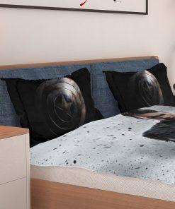 Captain America Shield Bedding Set