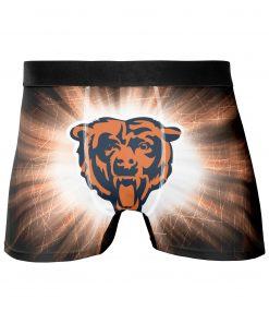 Chicago Bears Men's Underwear Boxer Briefs