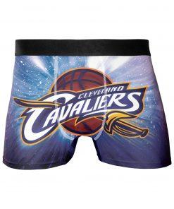 Cleveland Cavaliers Men's Underwear Boxer Briefs