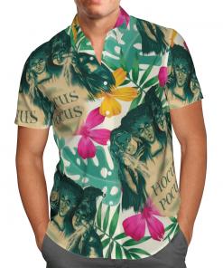 Hocus Pocus Hawaiian Shirt, Beach Shorts