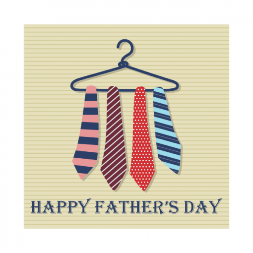 Cravats Happy Fathers Day T-Shirt