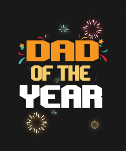 Dad of the year T-Shirt