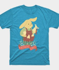 Fathers Day Bunnies T-Shirt