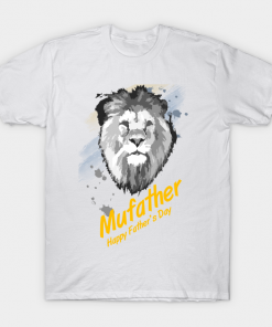 Mufather Happy Fathers day T-Shirt