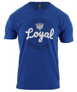2021 Cougar Nation Loyal Gameday BYU Football T-Shirt