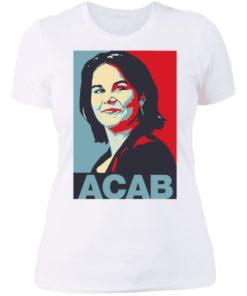 ACAB Annalena Charlotte Alma Baerbock Shirt, long Sleeve, hoodie