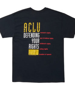 ACLU YOU HAVE THE RIGHT T-shirt, long Sleeve, hoodie