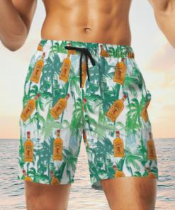 Fireball Cinnamon Hawaiian Shirts Beach Short