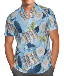 Corona Hard Seltzer Hawaiian Shirts Beach Short