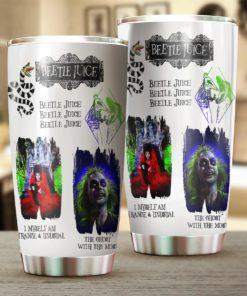 Beetle Juice Tumbler 20oz 30oz