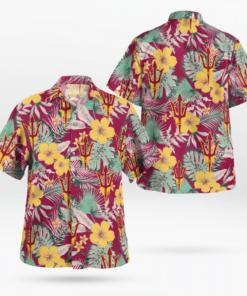 Arizona State Sun Devils Hawaiian Shirts, Beach Short