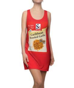 Caribbean Spice Roasted Garlic Halloween Costumes Dress