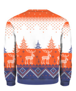 Chicago Bears Big Logo 2021 Knit Ugly Pullover Christmas Sweater