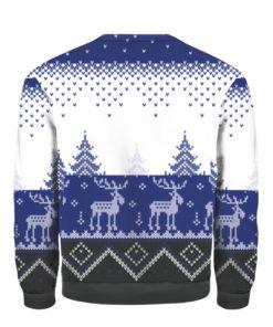 Dallas Cowboys Big Logo 2021 Knit Ugly Pullover Christmas Sweater
