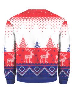Denver Broncos Big Logo 2021 Knit Ugly Pullover Christmas Sweater