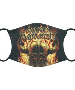 AMON AMARTH Viking Sublimated Face Mask