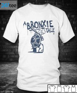 Men T shirt BRONXIE THE TURTLE A BRONXIE TALE Shirt