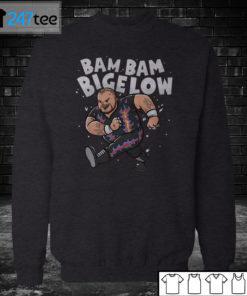 Sweatshirt Bam Bam Bigelow x Bill Main Legends T Shirt