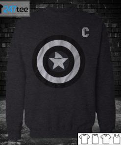 Sweatshirt CAPTAIN RETURNS San Jose Hockey Shirt