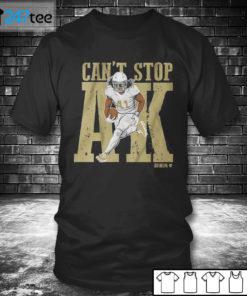T shirt ALVIN KAMARA CANT STOP AK Shirt